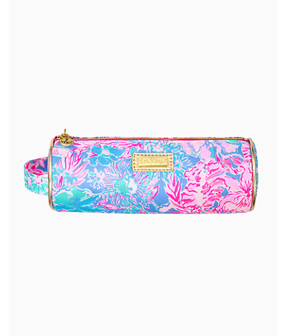 Lilly Pulitzer Pencil Pouch In Multi It Was All A Dream