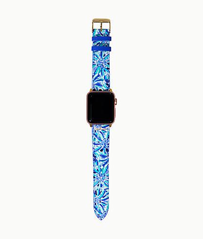 Apple Watch Band, Iris Blue High Manetenance, large 0