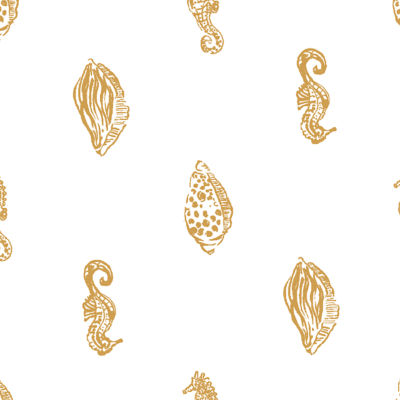 Gold Metallic Its For Shore Metallic Small