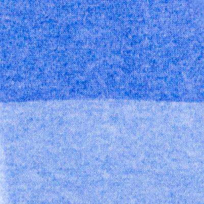 Heathered Beckon Blue Heathered Bennet Blue Color Block