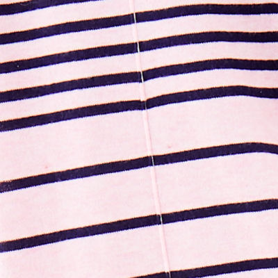 Heathered Pink Tropics Tint Amore Stripe