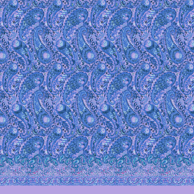Donna Romper, Purple Iris Hello Sunshine Engineered Romper, swatch