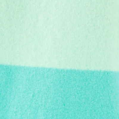 Resort Aqua Sea Crystals Color Block