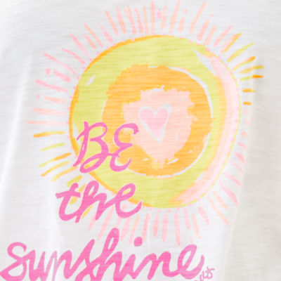 Resort White Be The Sunshine Graphic