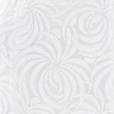 Resort White Sea Swirling Lace